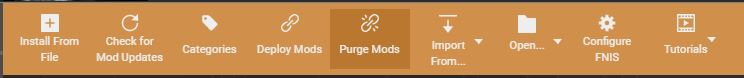 How To uninstall vortex  all mods