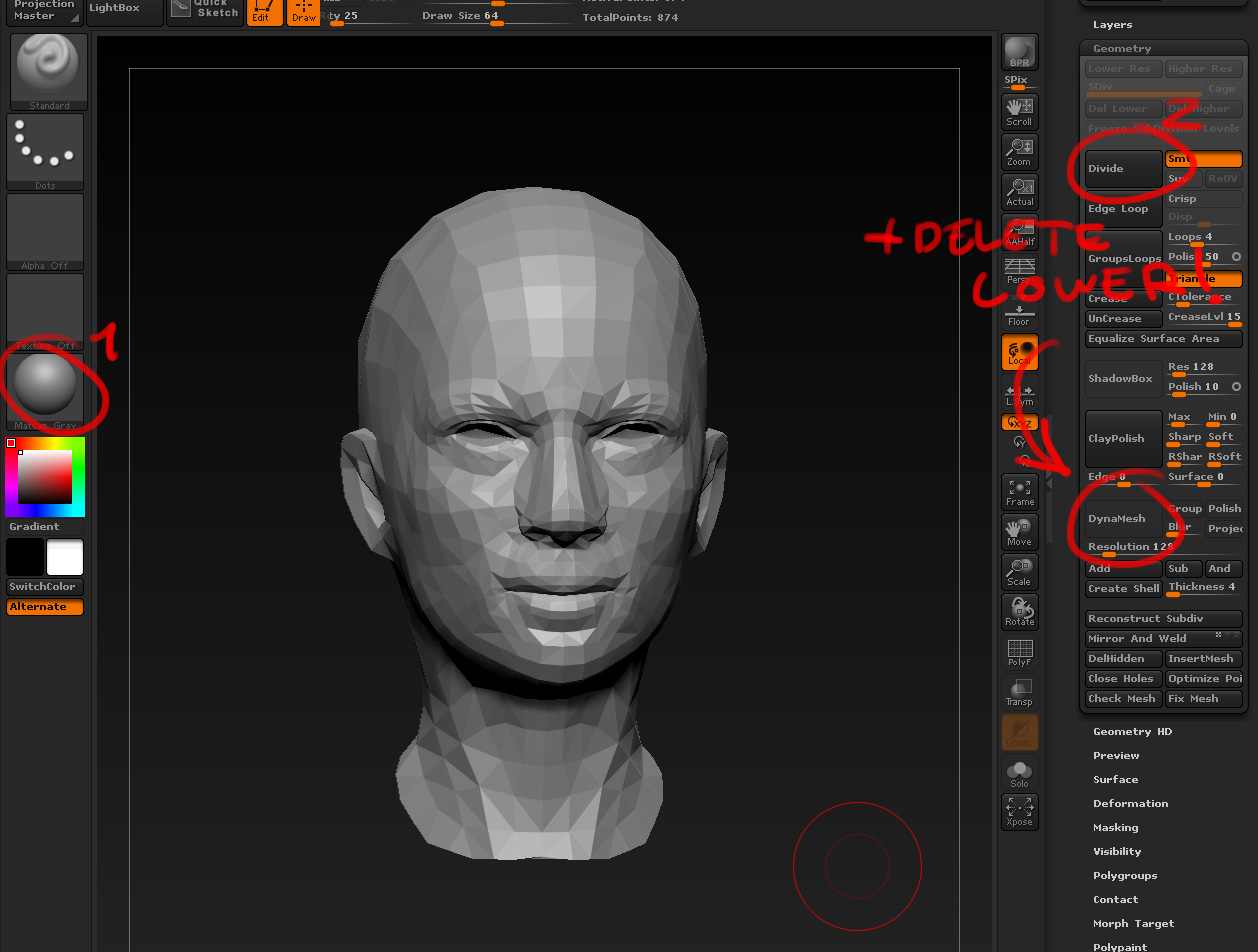 Creating normal maps for your own skyrim character mods nexus wiki i usually do most of my sculpting using clay buildup layering thin strokes to establish facial bone structure and musculature and dominant elements maxwellsz