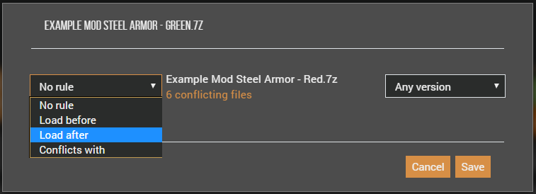 Managing File Conflicts - Nexus Mods Wiki