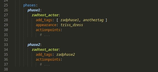 actor attribute adjusting decorators