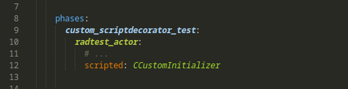 scriptbased decorators