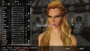 Using a face made with RaceMenu on an NPC for Skyrim - Nexus Mods Wiki