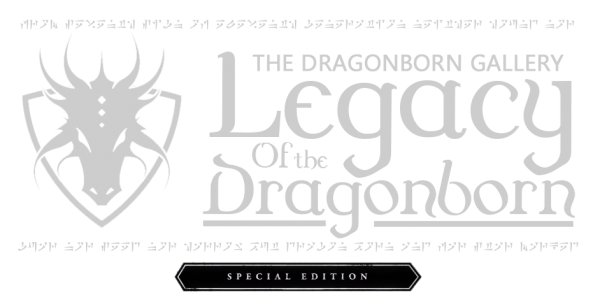 Legacy of the Dragonborn