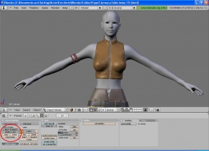 Creating an armour for Skyrim  Part 1 - Nexus Mods Wiki